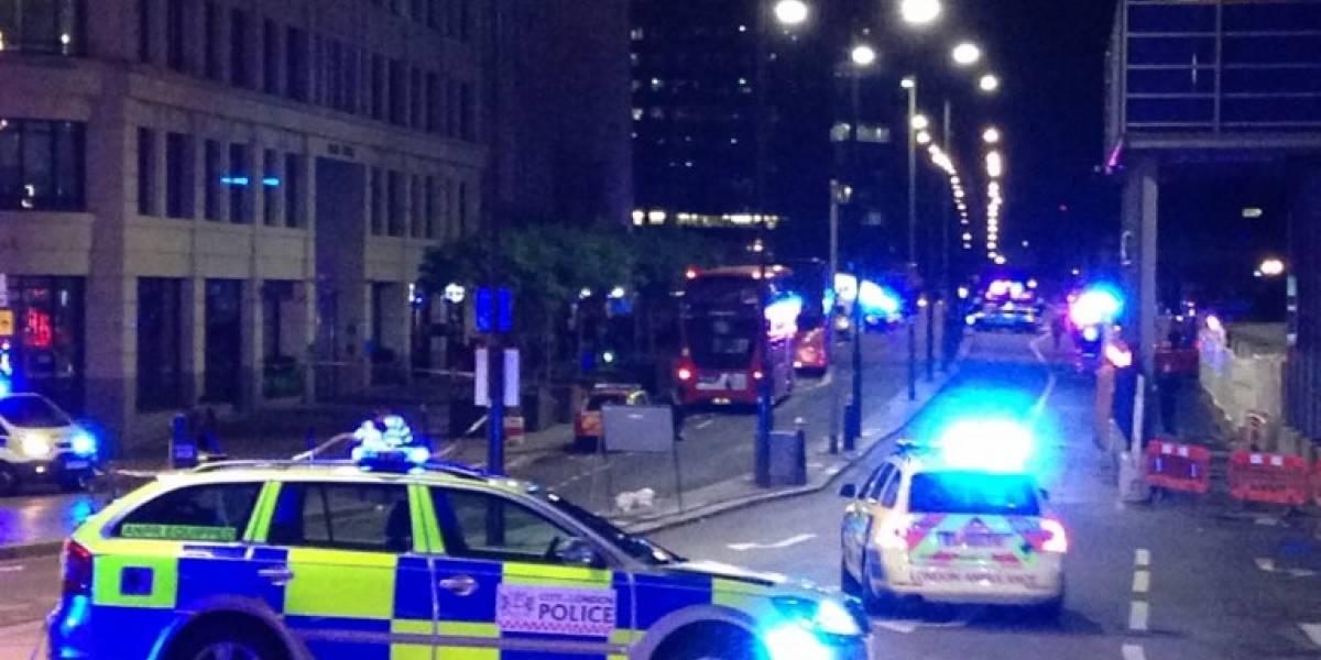 Atentado en Londres: Policía afirma que ataques dejaron seis fallecidos, 20 heridos y tres atacantes muertos
