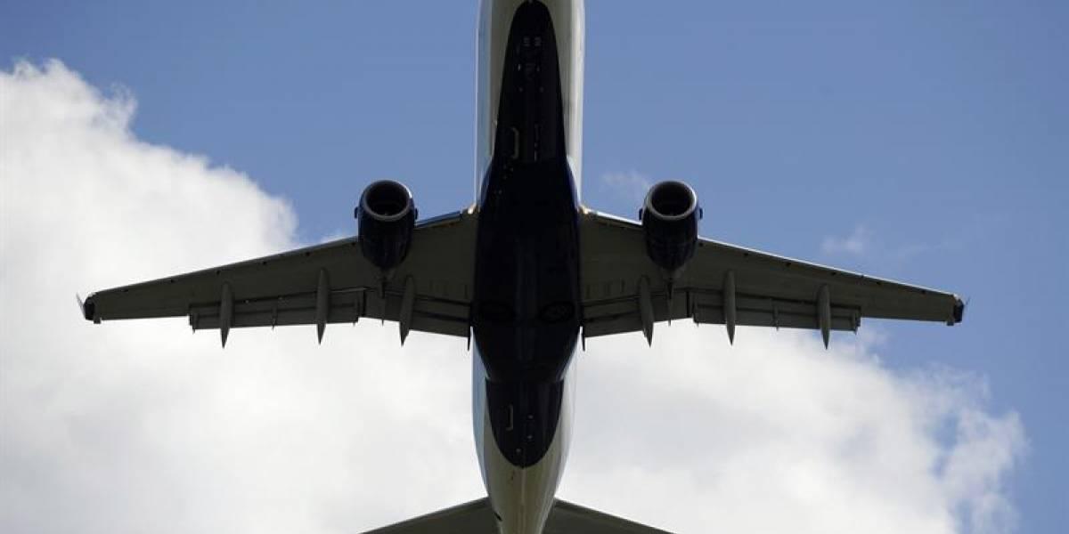 ¿Cuál debe de ser la temperatura en un avión?