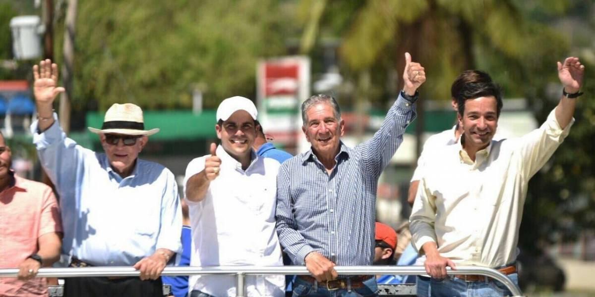 Rosselló Nevares encabeza rally estadista en Yauco