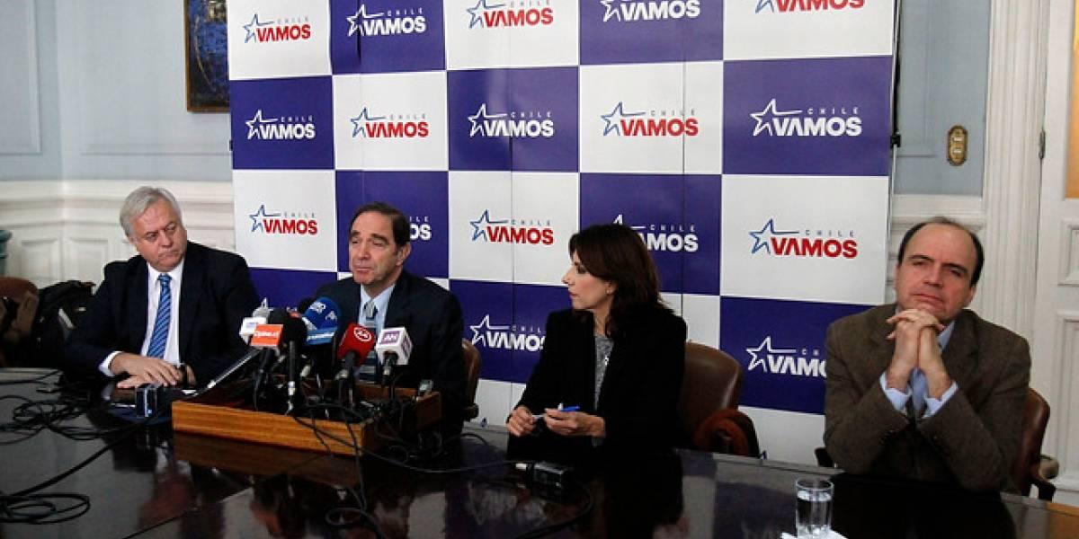 Comandos de Piñera, Ossandón y Kast aceptan formato para debate en TV