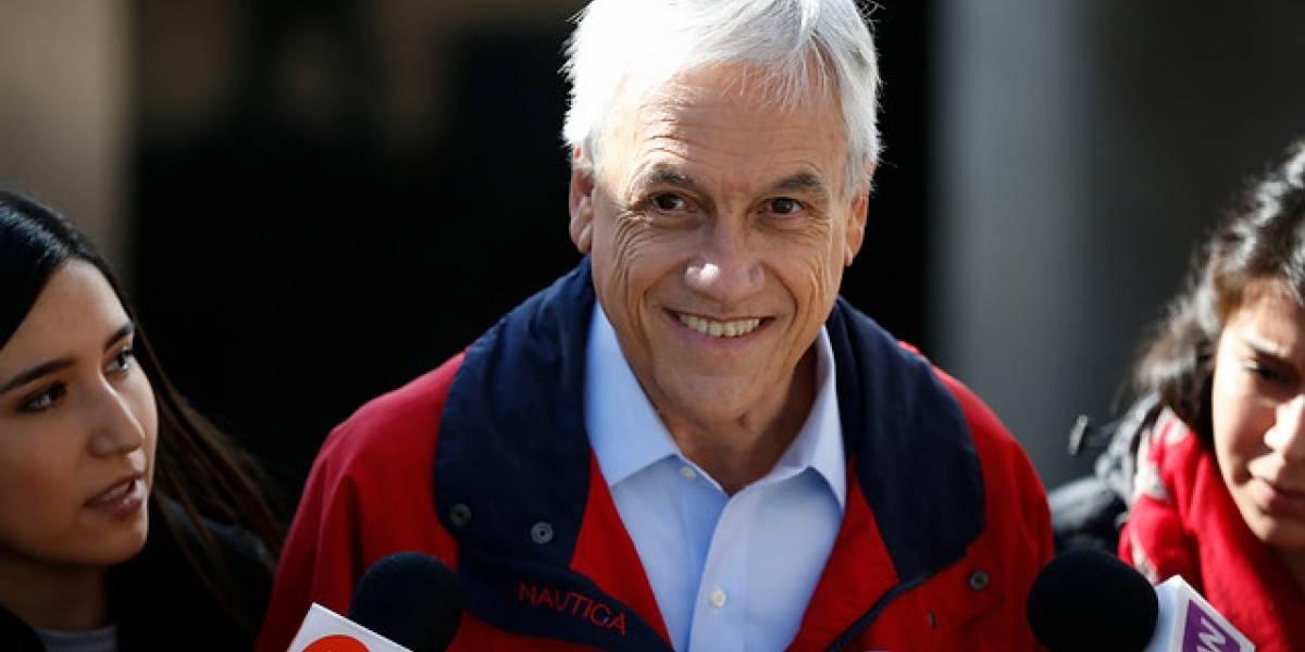 "Piñera tras la CEP: ""No es carrera corrida, la segunda vuelta va a ser estrecha"""