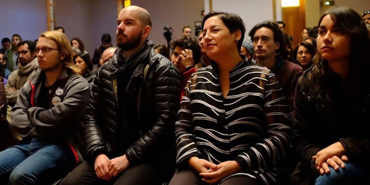 Con Boric, Jackson y Arrate: Beatriz Sánchez presenta a su equipo de campaña