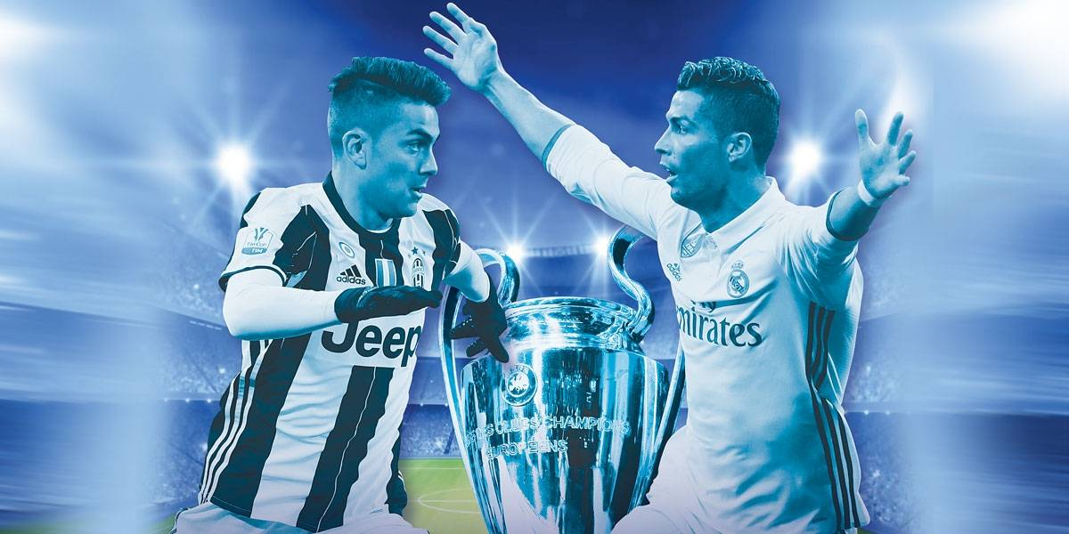 ¡Por la gloria de Europa! Juventus y Real Madrid disputan la Final de Champions