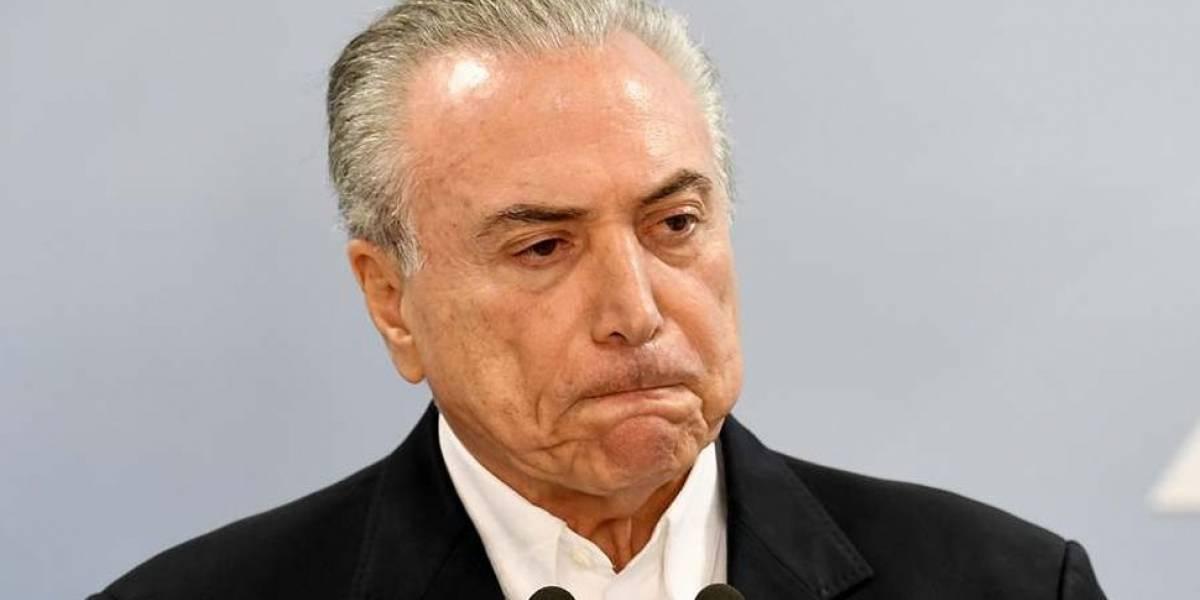 Brasil: detienen a asesor de Temer que había sido filmado con maleta llena de dinero