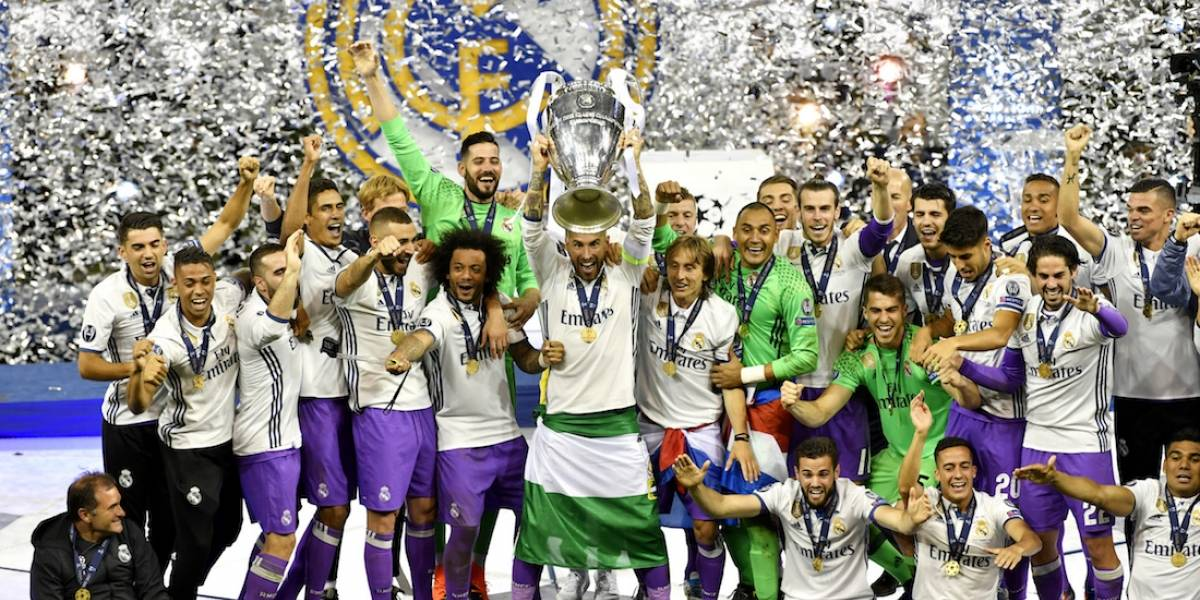¡Histórico! Real Madrid es Bicampeón de la Champions League