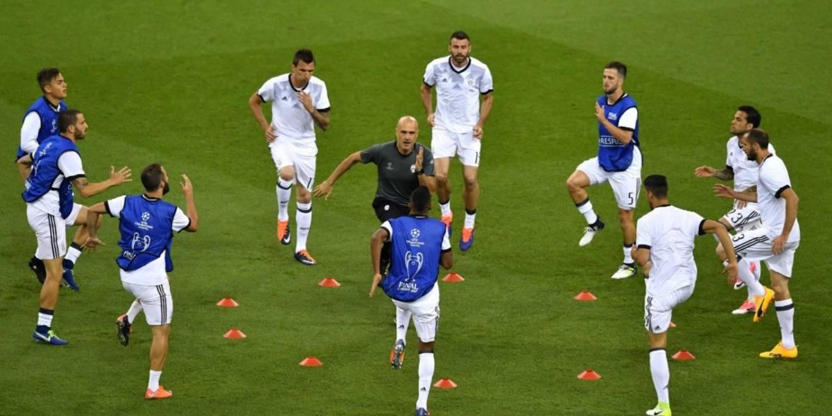 La imagen del último entrenamiento del Madrid que se vuelve viral