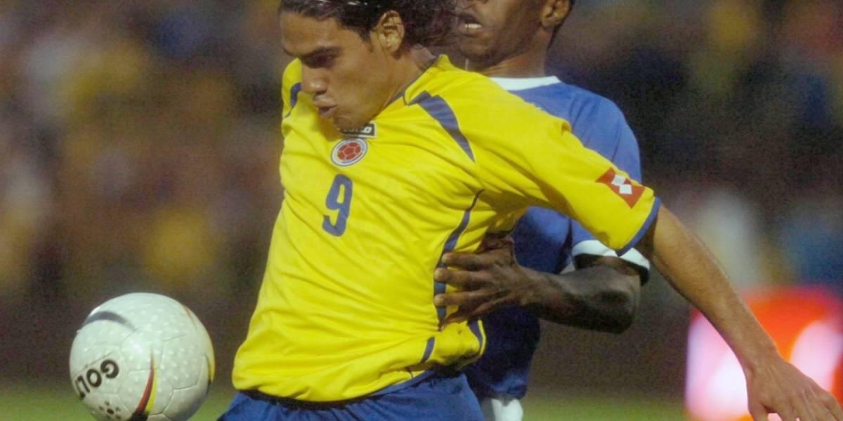 ¡El primer rugido! Falcao recordó su primer gol con 'la Tricolor' 10 años después