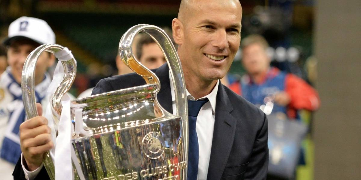 """""""Han sido todos importantes, cada uno en su momento"""": Zidane sobre James"""
