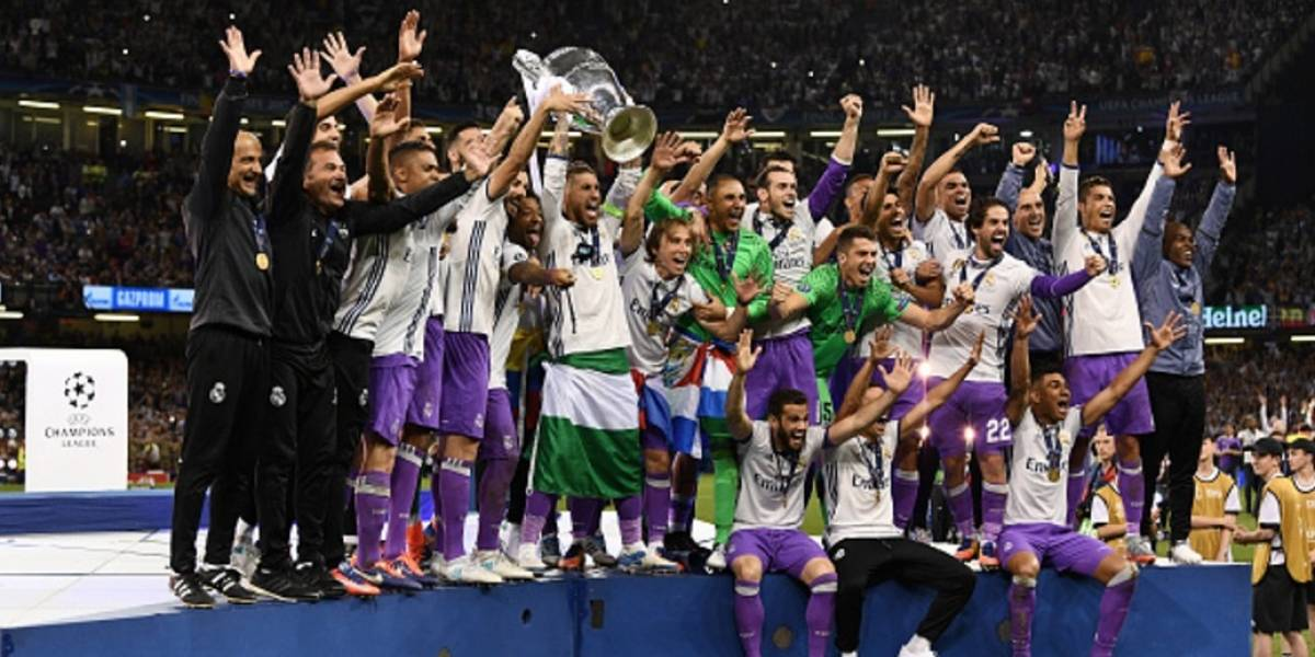 Final de Champions League 2016/17: Juventus 1-4 Real Madrid