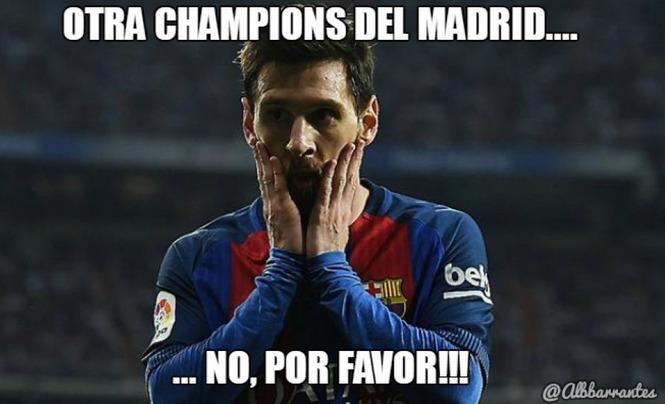 ESPECIAL Los mejores memes de la victoria del Real Madrid en la Champions
