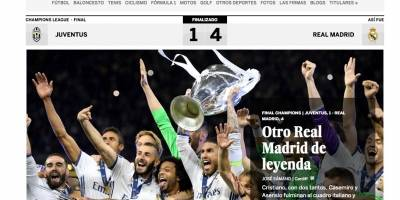 Prensa Real Madrid