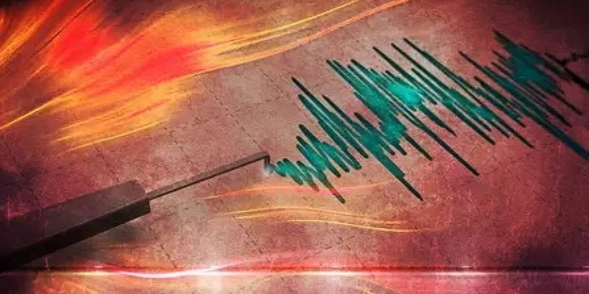 Sismo 5,4 Richter asusta a santiaguinos durante la madrugada de este miércoles