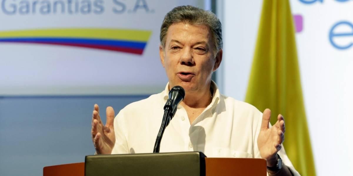 Santos anuncia 40.000 subsidios para compra de vivienda
