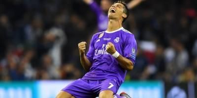 Cristiano Ronaldo cambia de look para celebrar la Champions, ¿les gusta?