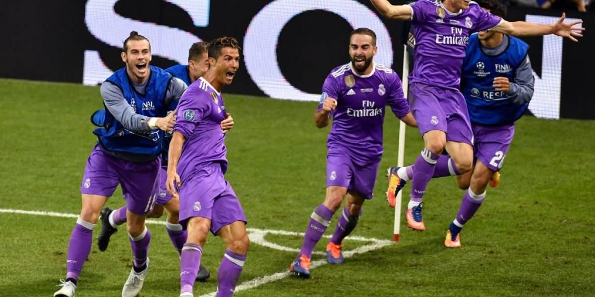 Real Madrid levanta su duodécima Champions