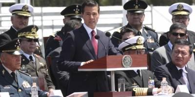 Peña Nieto realizará visita a Guatemala el 5 y 6 de junio