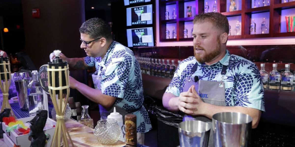 Bartenders representarán a Puerto Rico