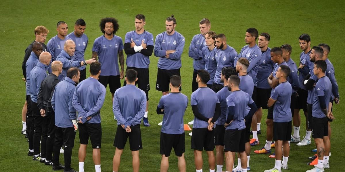 La imagen del Real Madrid que ha causado sensación en internet