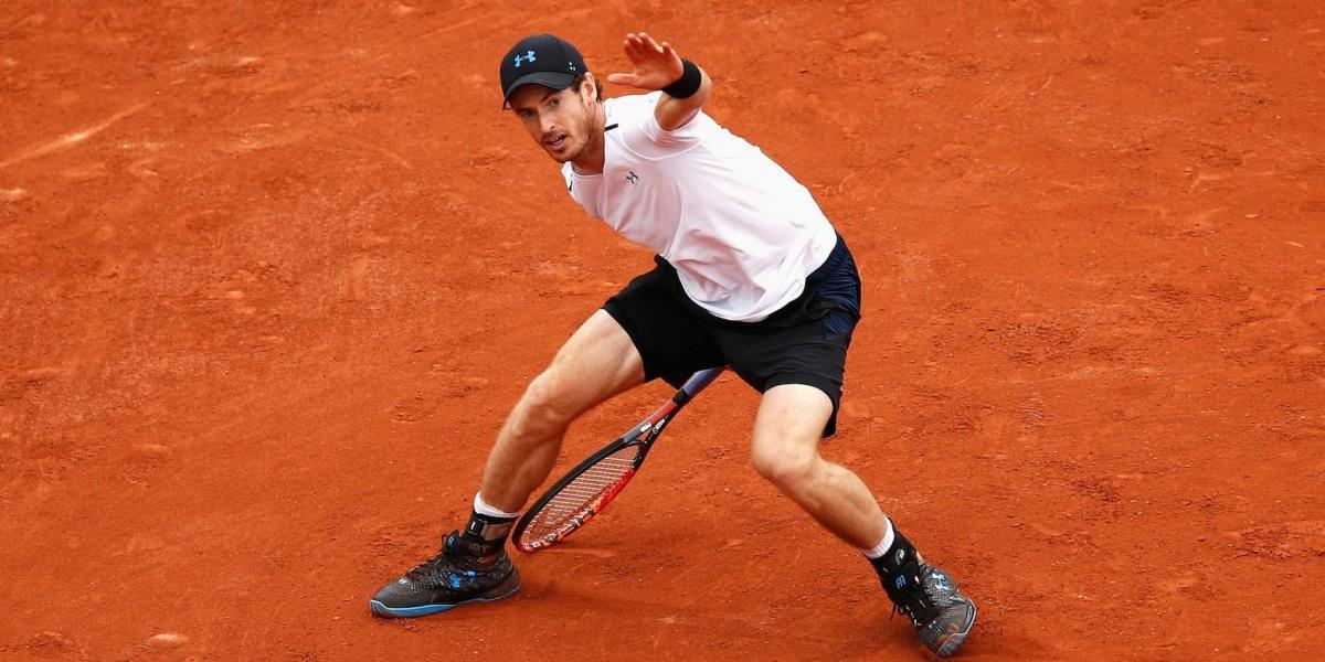 Andy Murray se impone a Del Potro en el Roland Garros