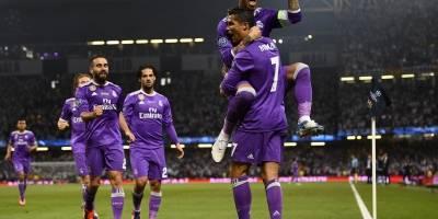 Sergio Ramos levanta la Duodécima al cielo de Cardiff