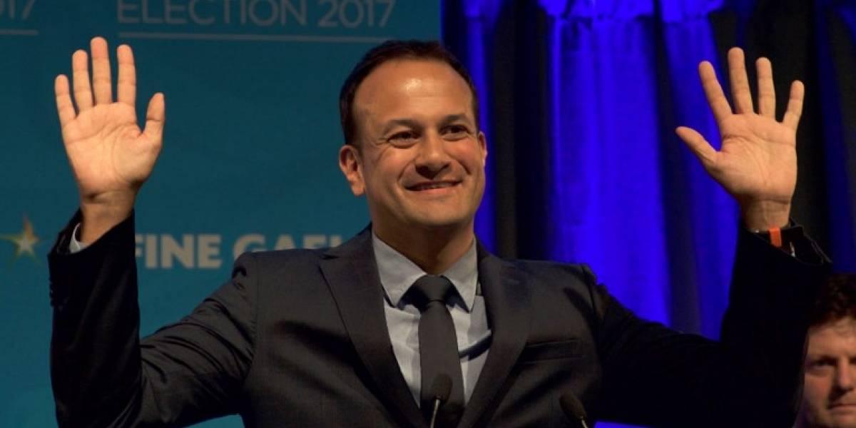 Un gay e hijo de inmigrante se convertirá en el próximo primer ministro de Irlanda