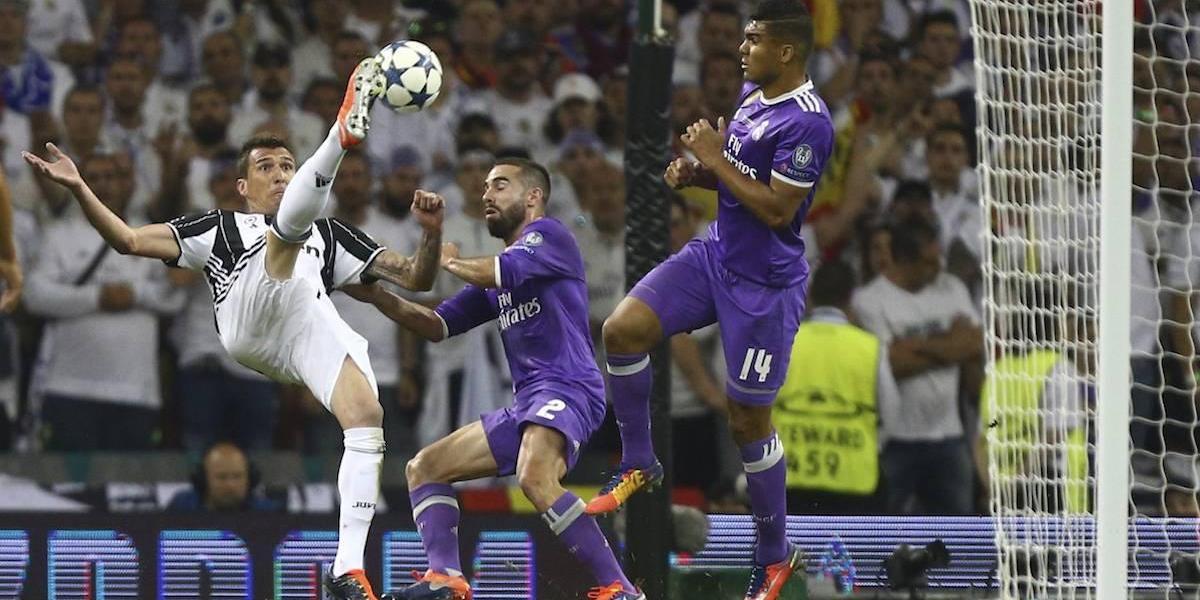 VIDEO: Así fue el golazo de Madzukic para empatar al Real Madrid