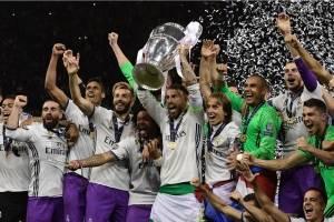 El Real Madrid gana la Champions.