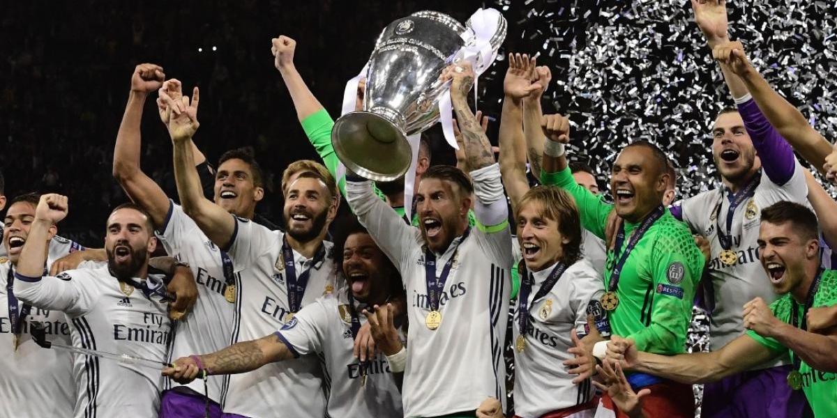 """Las mejores imágenes del festejo del Real Madrid con la """"Orejona"""""""