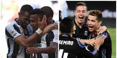 Real Madrid goleó a Juventus e hizo historia