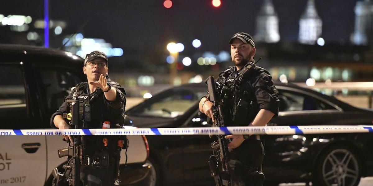Doble atentado terrorista deja 6 muertos y 20 heridos en Londres