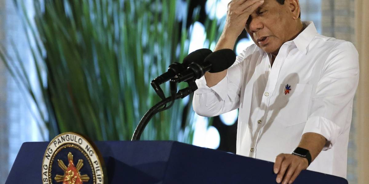Presidente de Filipinas ordena matar a su hijo acusado de narcotráfico