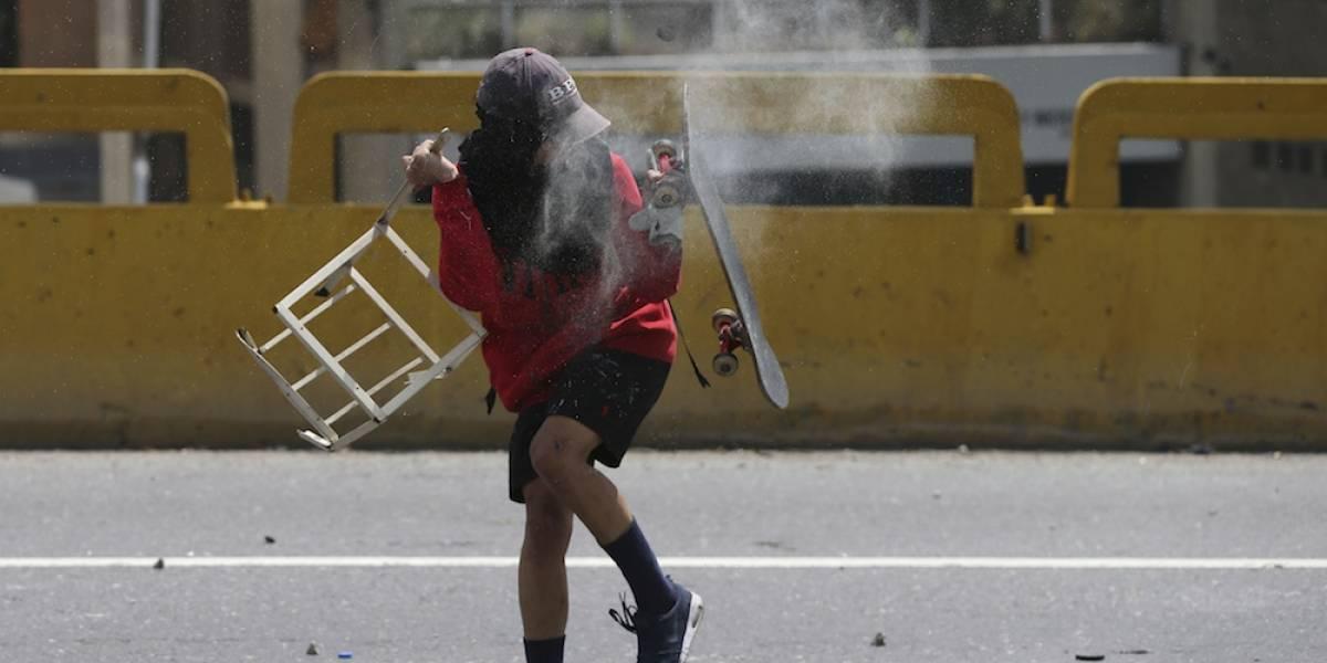 Venezuela: Dispersan marcha contra el hambre y la escasez