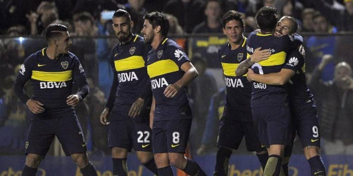 Boca Juniors goleó a Independiente y mira de cerca la gloria en Argentina