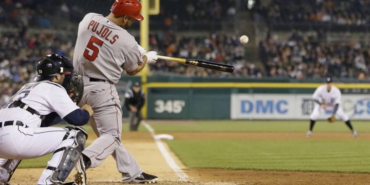 Pujols hace historia con su home run 600 de Grand Slam