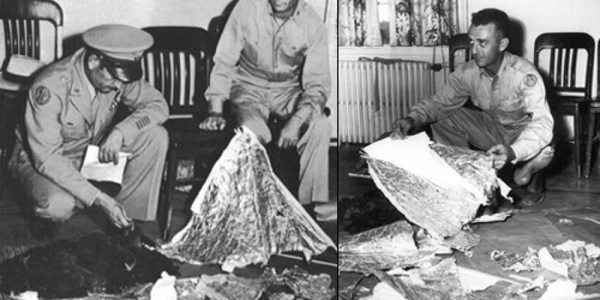 Tras 70 años de misterio: el impactante relato del testigo que observó todo lo que pasó en el caso Roswell