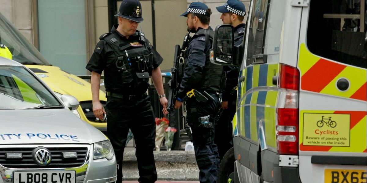 El grupo Estado Islámico se atribuye la autoría por el atentado en Londres