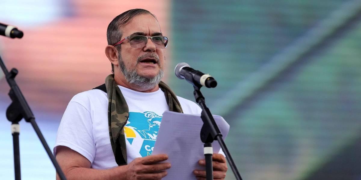 Santos confirma que hubo problema de identidades con guerrillero detenido