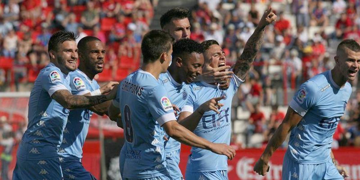 El modesto Girona jugará por primera vez en la máxima división de España