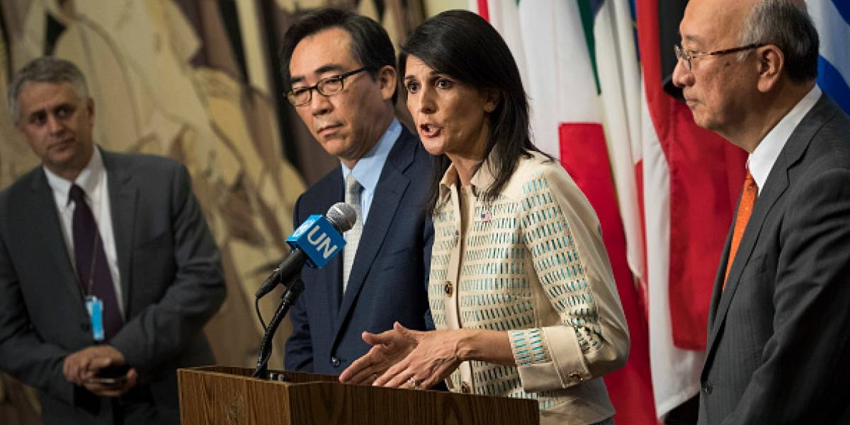 ONU debe condenar a Venezuela, Cuba y Rusia: EU