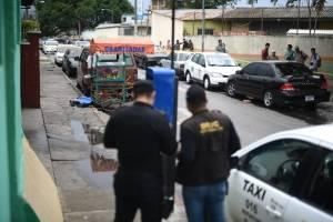 Asesinan a vendedor de granizadas en colonia San Rafael II zona 18