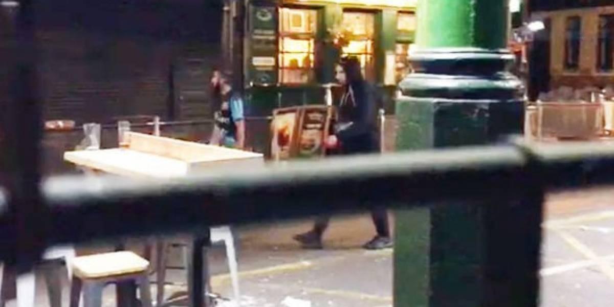Atropellaron a los peatones en el puente y luego se dirigieron al Mercado: así fue la secuencia de los terroristas del atentado de Londres