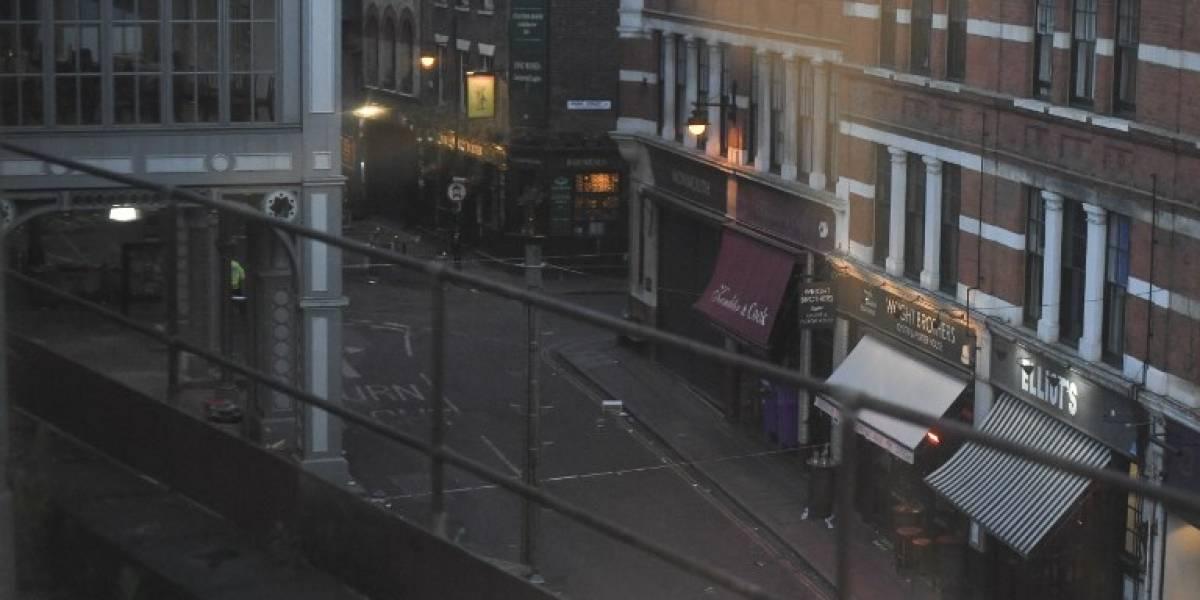 El grupo Estado Islámico reivindica atentado de Londres