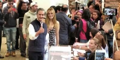 Alfredo del Mazo pide respetar el voto