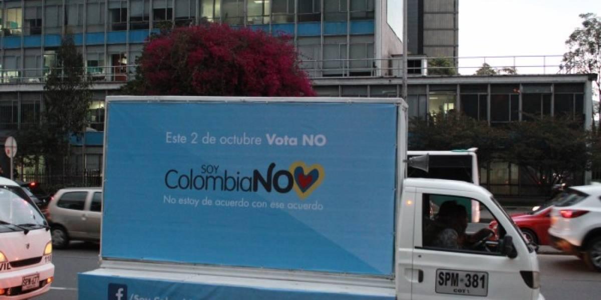 """""""Emberracar a la gente"""", este era el objetivo de la campaña del No, según Juan Carlos Vélez"""