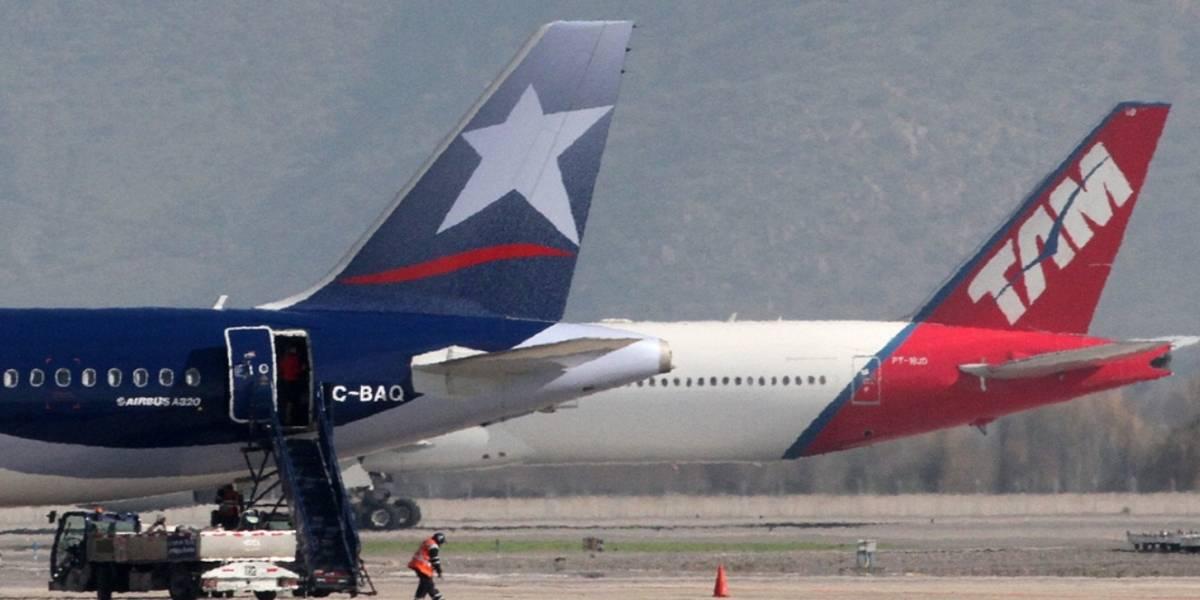 El acuerdo entre Latam y American Airlines beneficiará viajes a EE.UU.