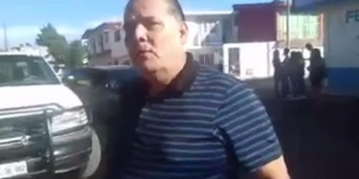 VIDEO: Denuncian acarreo de votantes en Veracruz