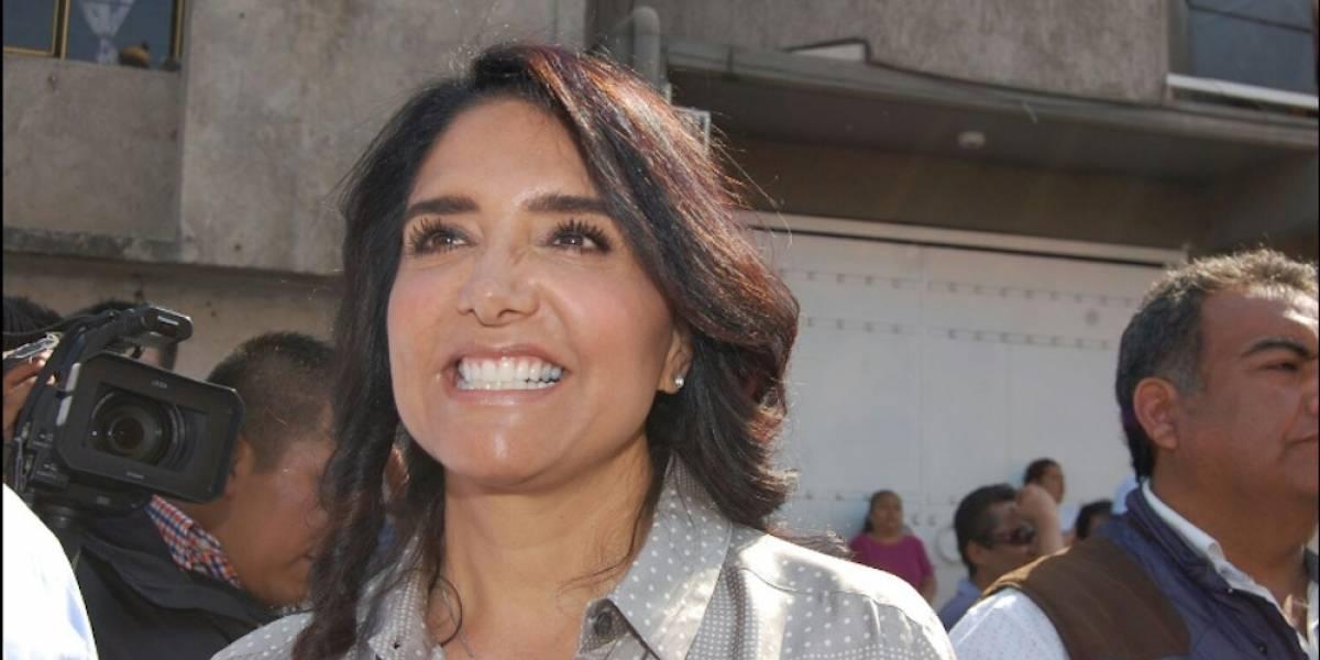 Alejandra Barrales denuncia guerra sucia del PRI en Nayarit y Edomex