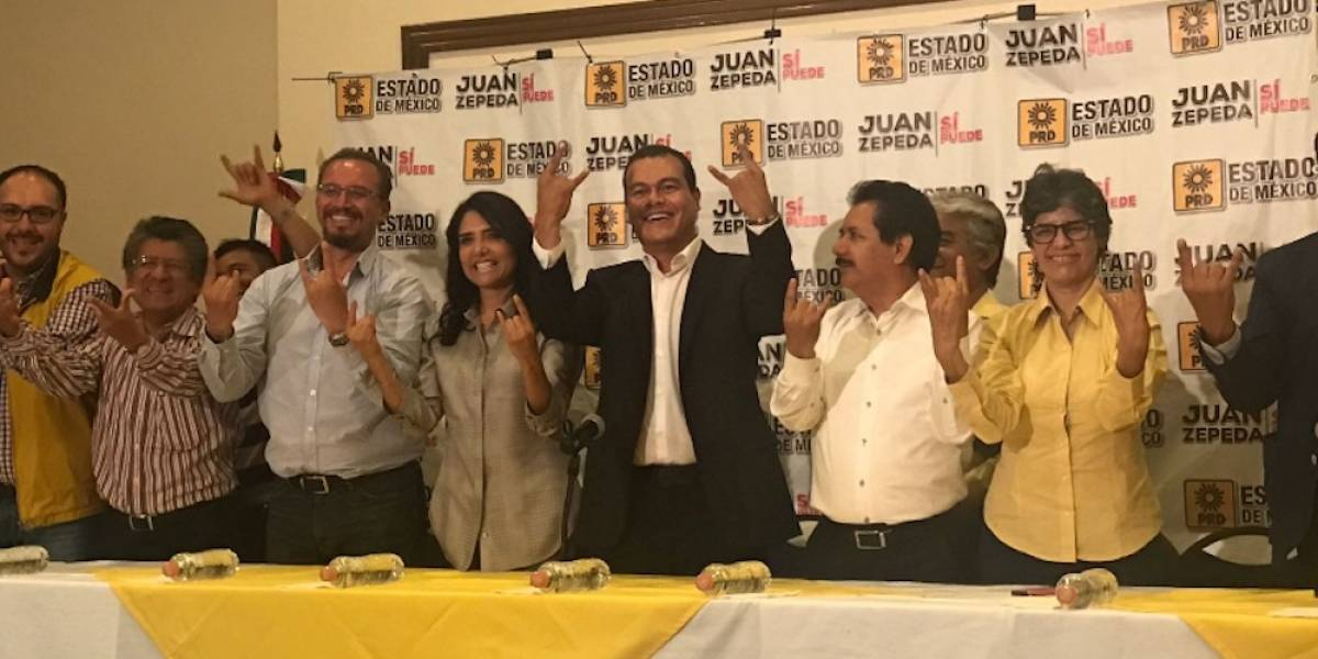 """Zepeda esperará resultados oficiales; critica """"ridiculazo"""" de Morena y Del Mazo"""