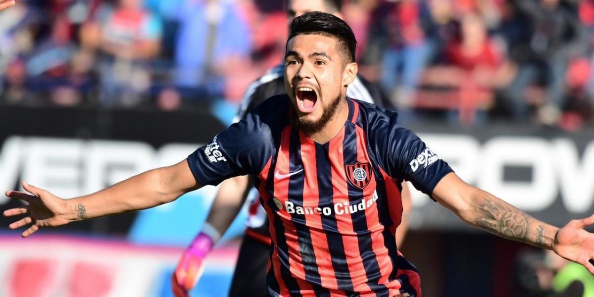 Paulo Díaz anota gol determinante en el clásico contra River y llega prendido a La Roja