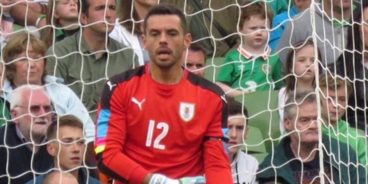 El amargo debut del Coco Conde con la selección uruguaya ante Irlanda